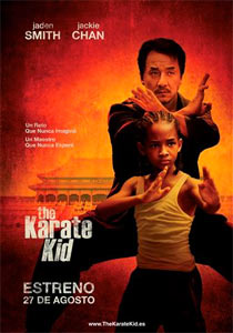 Sorteo The Karate Kid